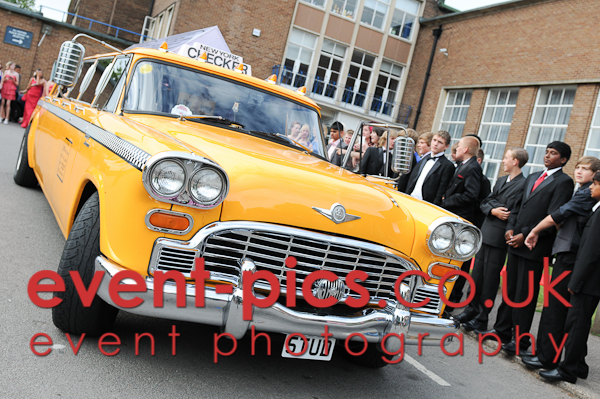Taxi, Stonehill High School, Birstall, 2010